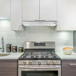 30 Inch Stainless Steel Under Cabinet Cooker Range Hood 205C