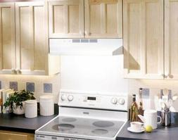 30 Inches Under Cabinet Range Hood Ductless Smoke Filtration