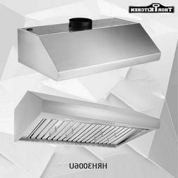 """Thor Kitchen 30"""" Wide Under Cabinet Range Hood 900 CFM 4 Spe"""