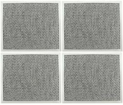 "Range Hood Aluminum Mesh Grease Filters 8-3/4"" x 10-1/2"" x"