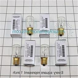 Whirlpool Microwave light bulb 8206232A