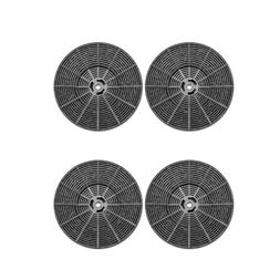 AKDY Range Hood Carbon Filter 4-Pack Replacement Ductless Ve