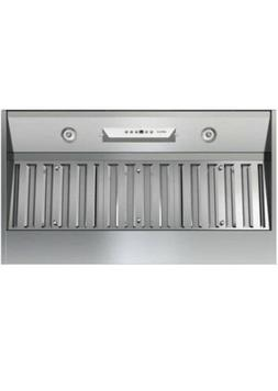 """Zephyr AK9234AS 36"""" Essentials Power Monson I Stainless Stee"""