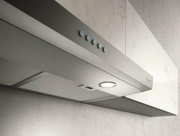 Elica Allasio Series Stainless 30 Inch Under Cabinet Range H