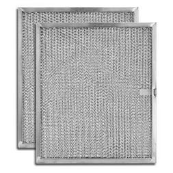 "Aluminum Replacement Range Hood Filter 9-7/8"" x 11-11/16"" x"
