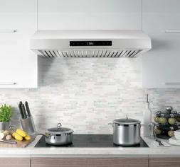 Best Range Hood 30 Inch Stainless Steel Under Cabinet 760CFM