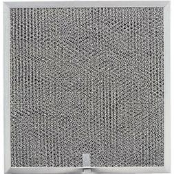 Broan  11-1/4 in. W Silver  Range Hood Filter