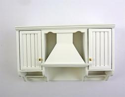 dollhouse miniature cottage style kitchen range hood