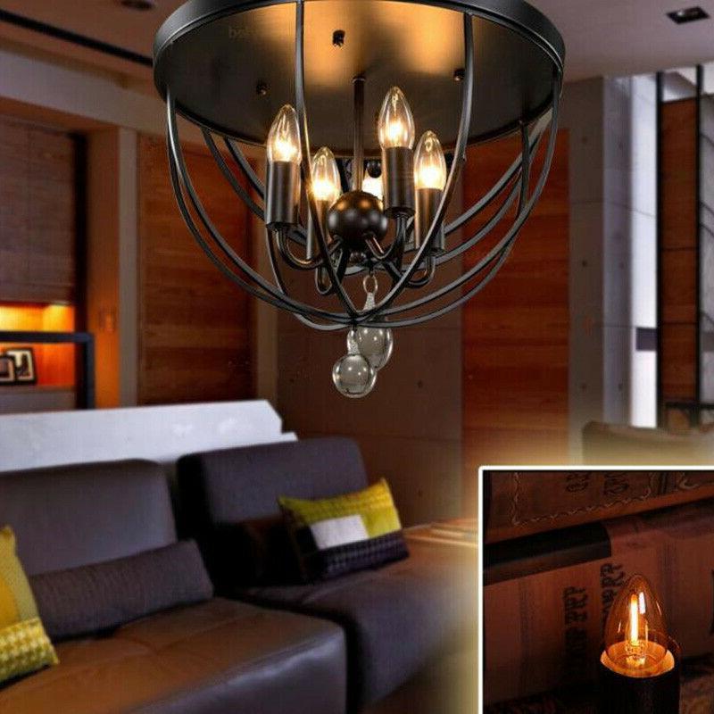 110v candle lamp led fridge range hood