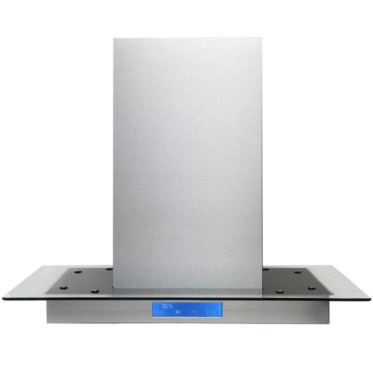 30 Inch Range Island Steel Touch CFM