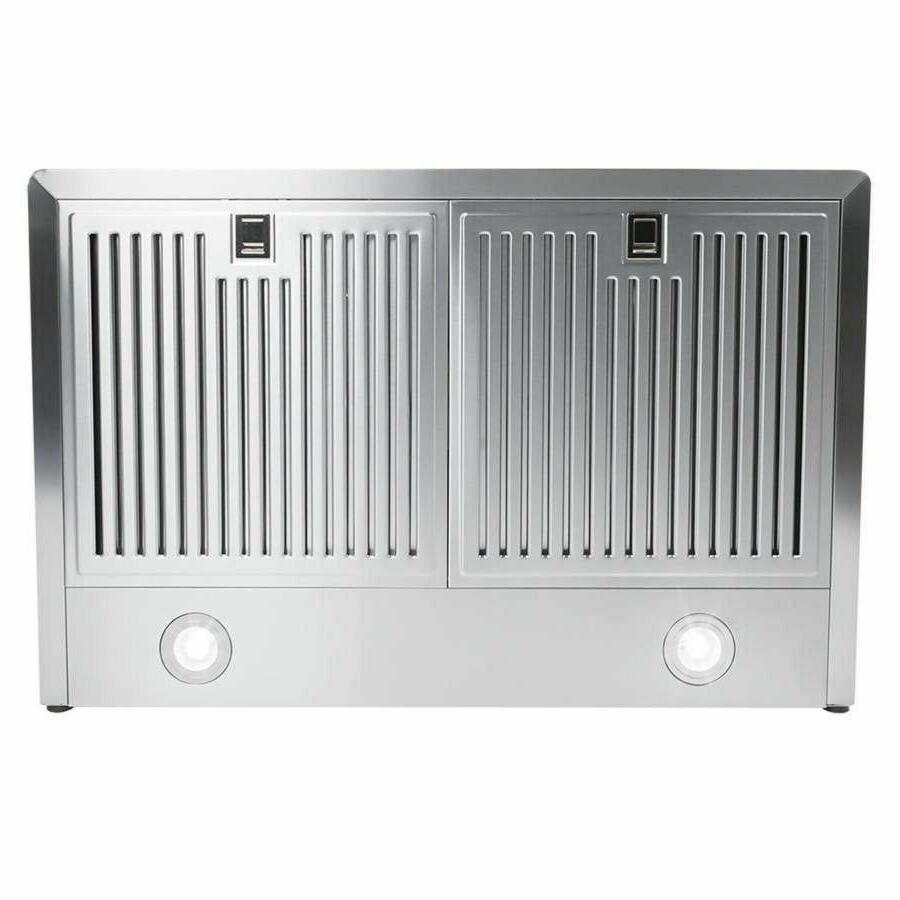 "30"" Range 900 CFM Wall Steel -"