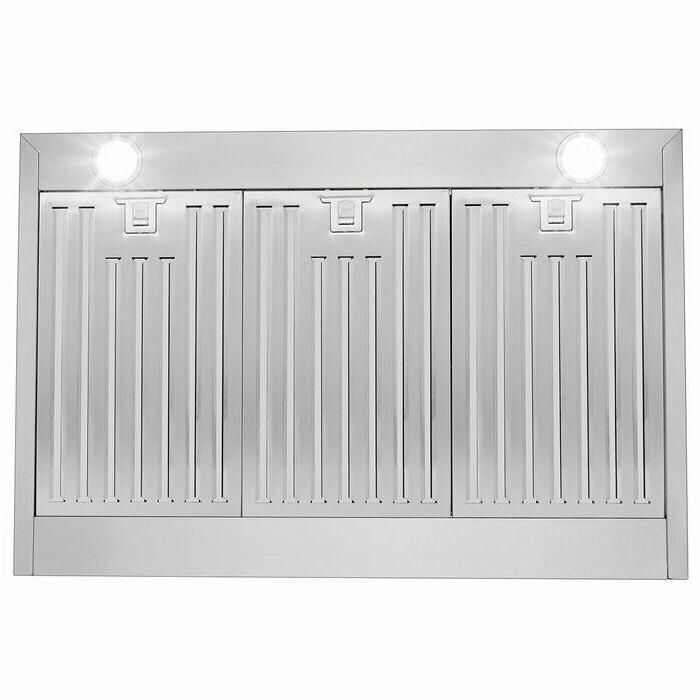 """36""""Inch Hood CFM Wall Stainless"""