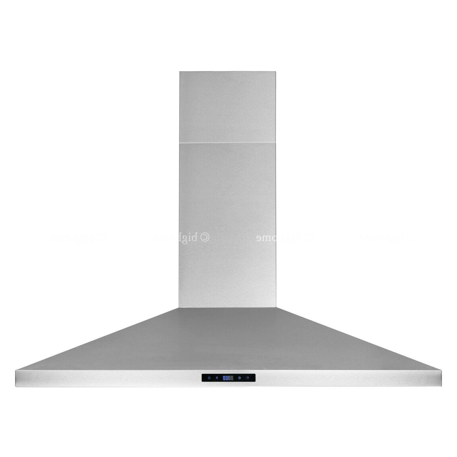 "30"" Mount Steel Kitchen Stove Control"