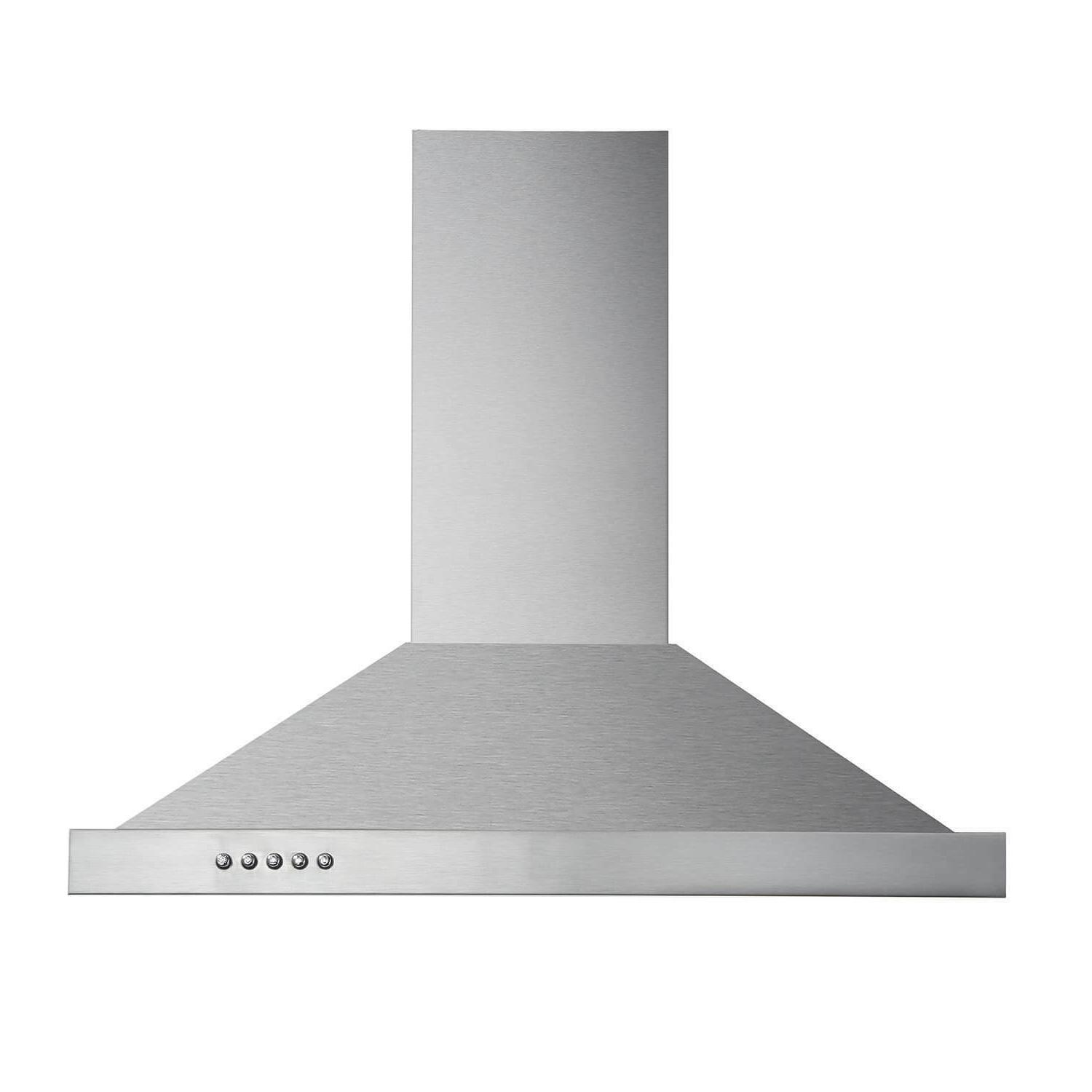 """30"""" Stainless Steel Mount 500 Control w/"""