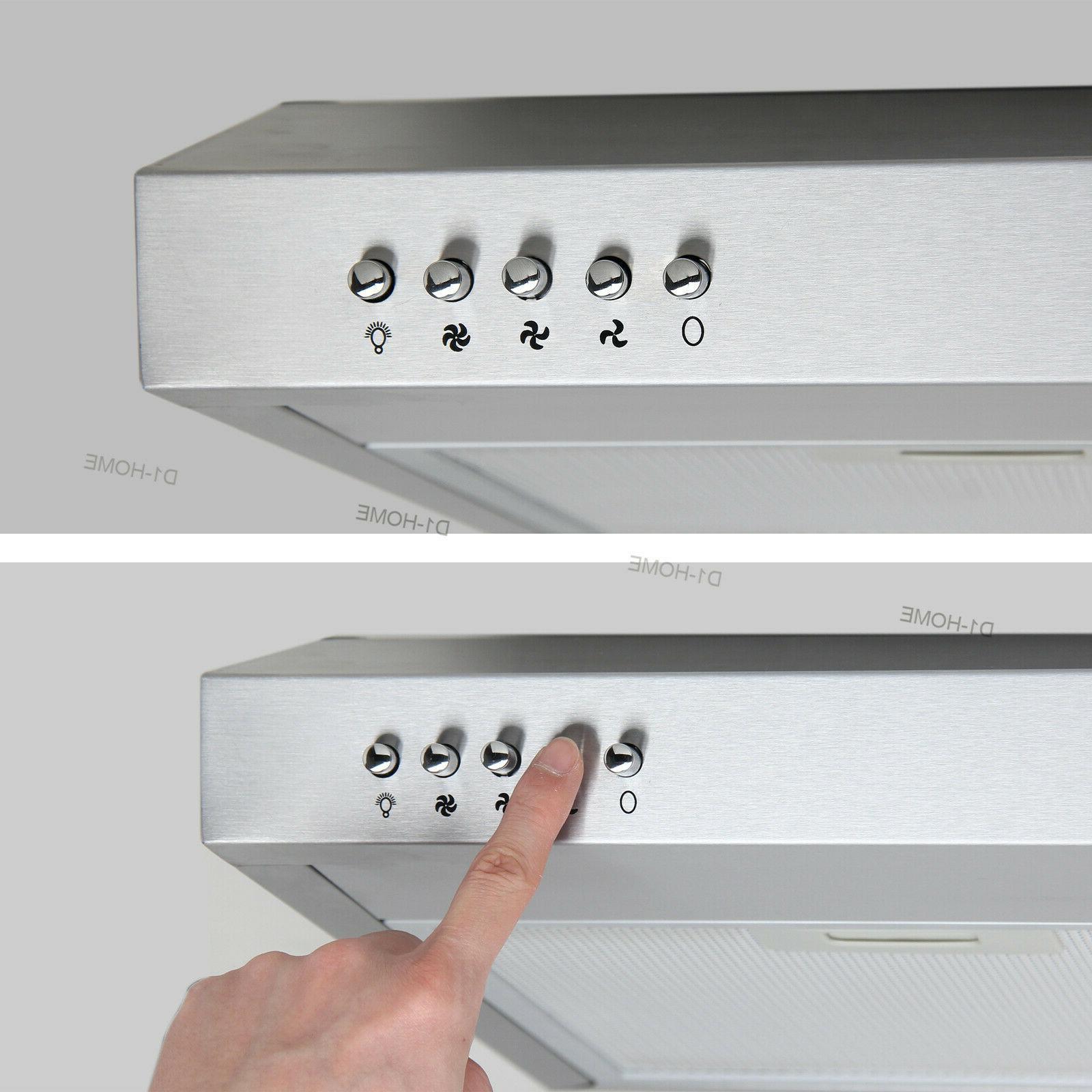 36'' Cabinet Dual Range Top/Rear