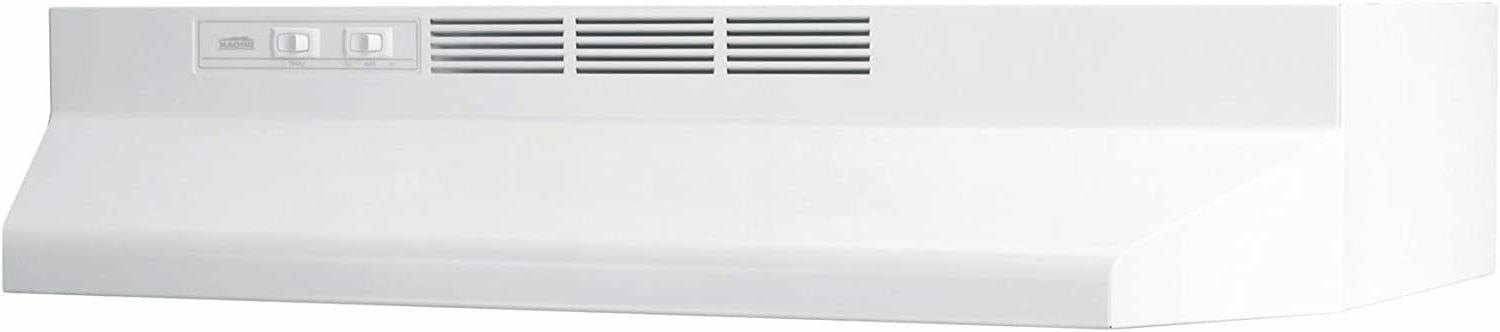 broan nutone 413001 non ducted ductless range