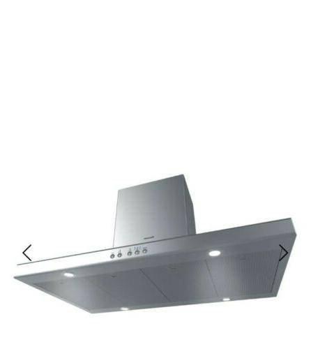 48 inch masterpiece low profile island hood