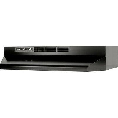 broan 30 non ducted under cabinet hood