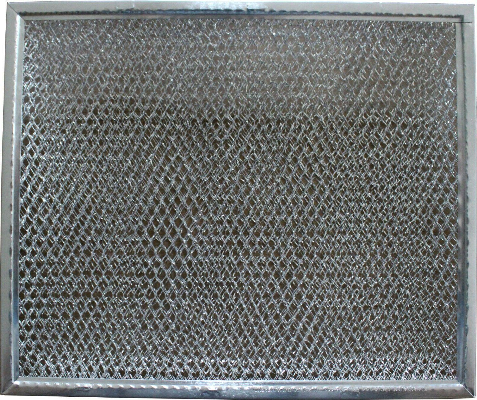 Aluminum Hood Mesh Filter,Replacement Fits K7589