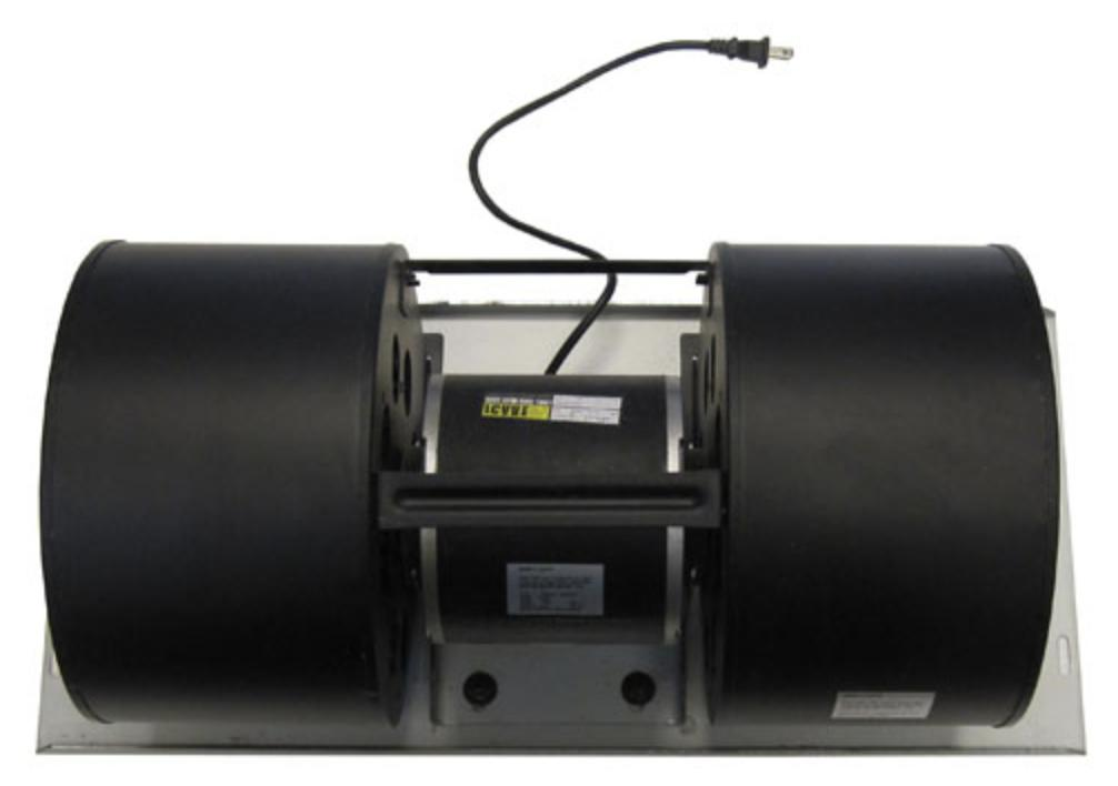 local 1700 cfm high efficiency blower vexair