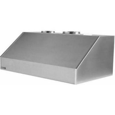 luxor 60 inch stainless steel outdoor vent