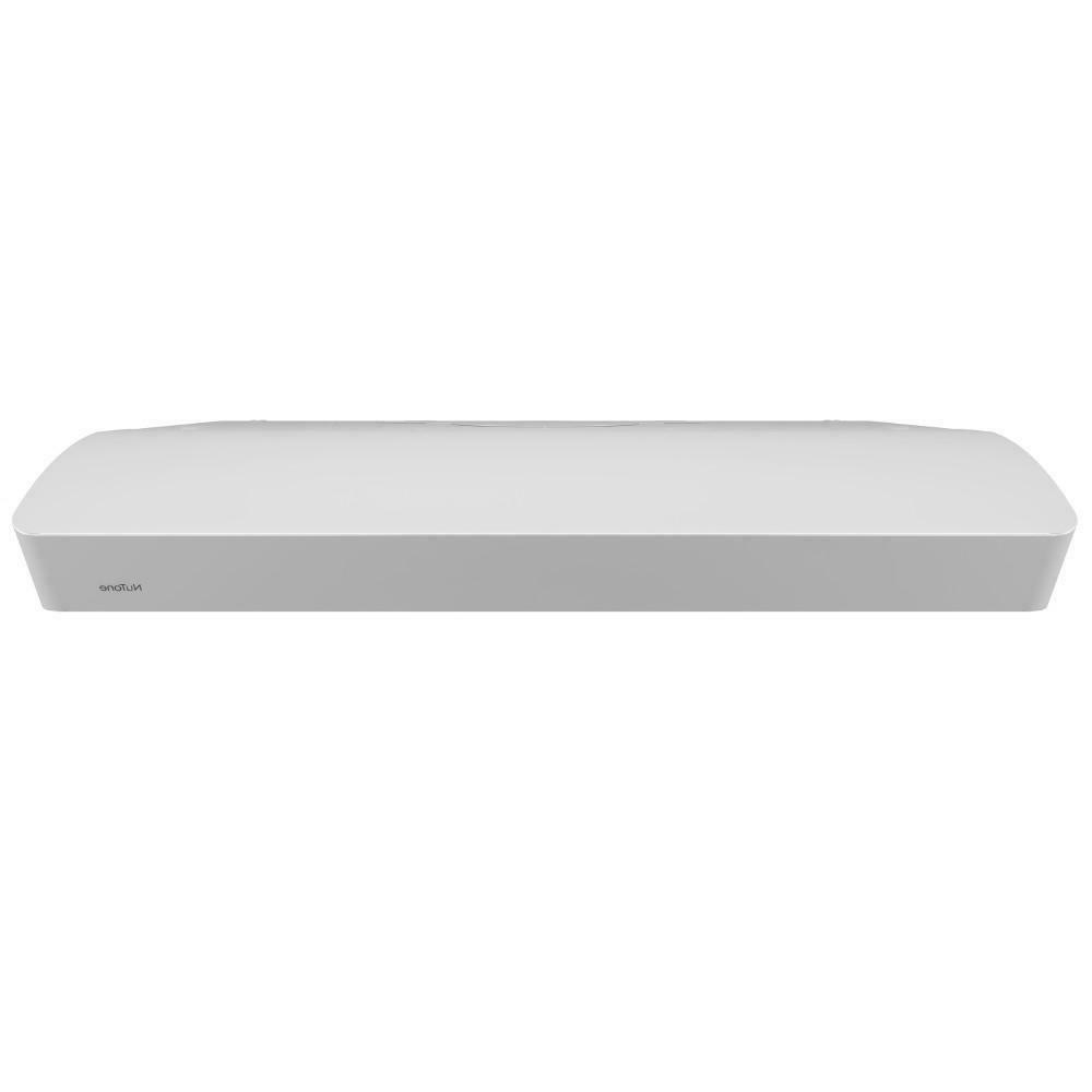 NuTone Under Cabinet Range Hood 30 Inch Convertible Light Ki