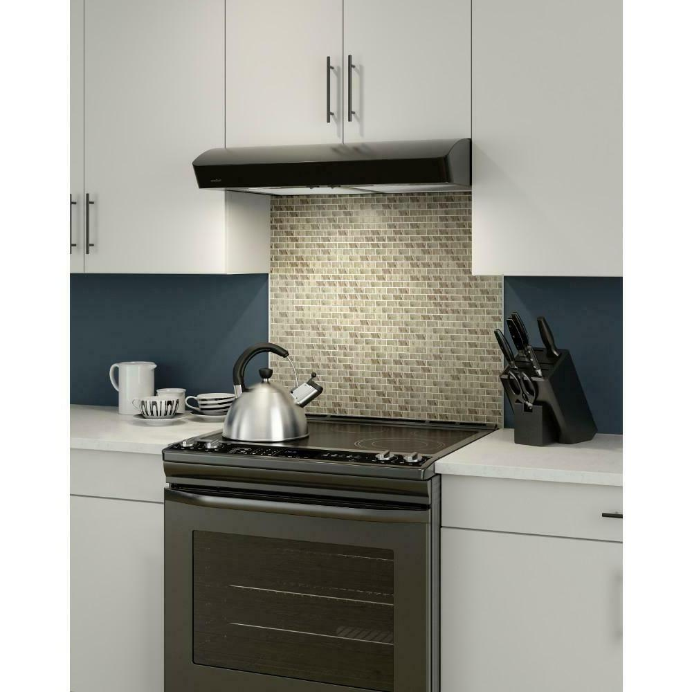 NEW!! NuTone Mantra 30 in. Convertible Under Cabinet Range H