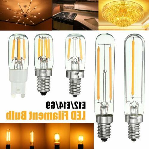 Mini LED Fridge Range Filament Bulb E14 1W 2W