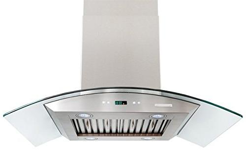 XtremeAir PX01-I42, LED accessible Filters W/ 8.0mm Capony Island