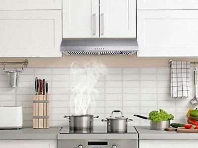 Range inch, Stainless Under Kitchen