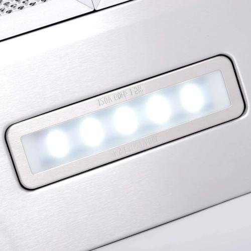 Range Under Cabinet Fan Light Stainless Steel Inch