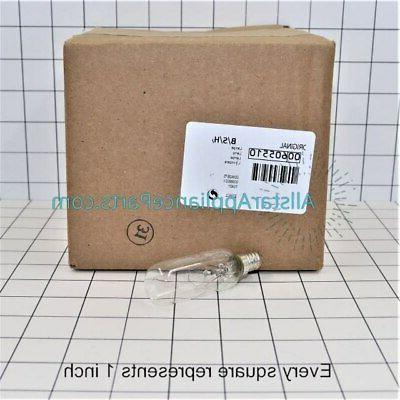 range vent hood 00605510 605510 light bulb