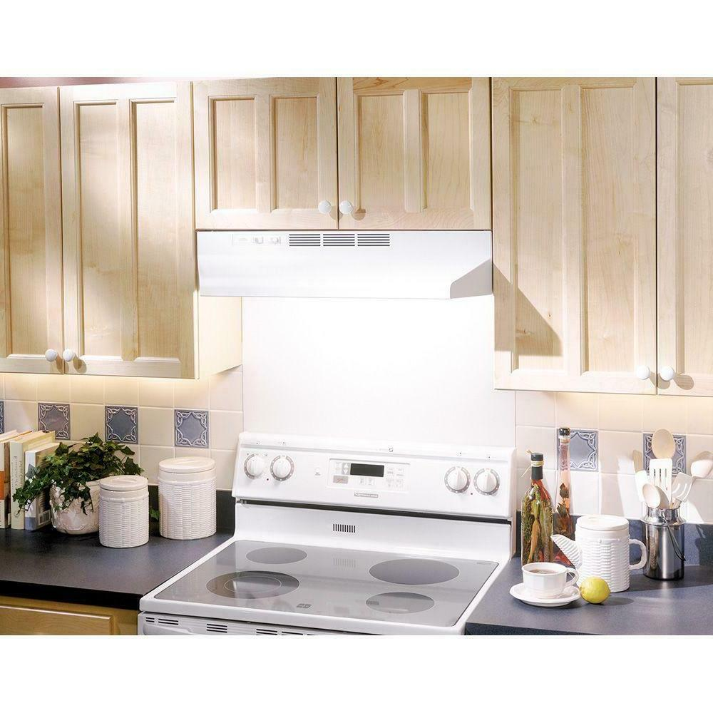 Kitchen 42' Exhaust Hood Stove Fan 190 CFM DUCTED Under Cabi