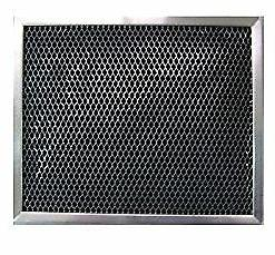 WB02X10707 GE Range Hood Charcoal Carbon Filter Replacement