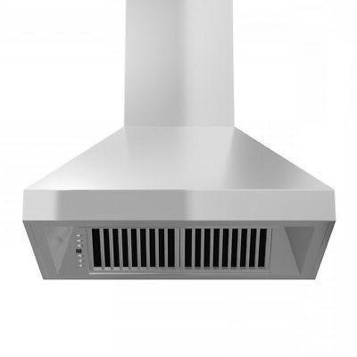 zline 30 stainless steel kitchen wall range