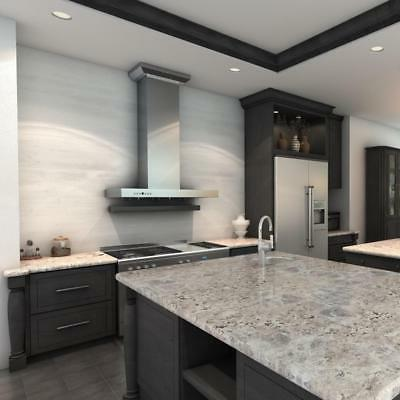 z line 48 professional kitchen wall range