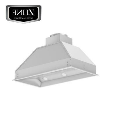 zline stainless steel range hood