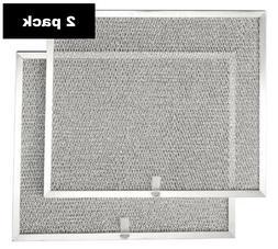Broan Nutone Allure Ducted Filter Range Hood Aluminum 2Pcs 3
