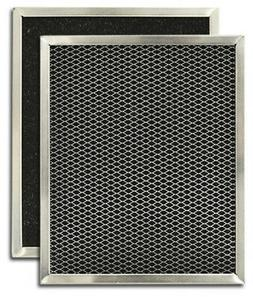 "Range Hood Charcoal Carbon Filter 8-3/4"" x 10-1/2"" x 3/8""  B"