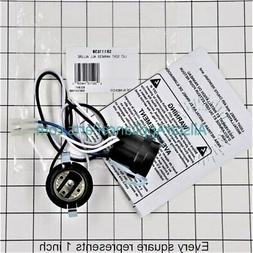 Broan Range Vent Hood Lamp Socket Assembly SR111630