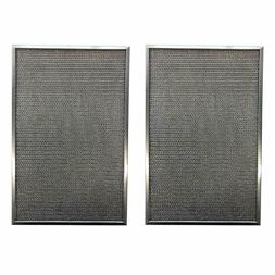 Replacement Filter for Range Hood 12-1/2 x 20 Air Filter-2PK