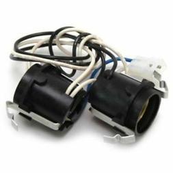Broan Nutone SR111630  Range Hood Pigtail Lamp Socket Harnes