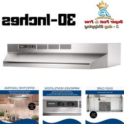 Under Cabinet Ventless Range Hood Non-Ducted Under The Cabin